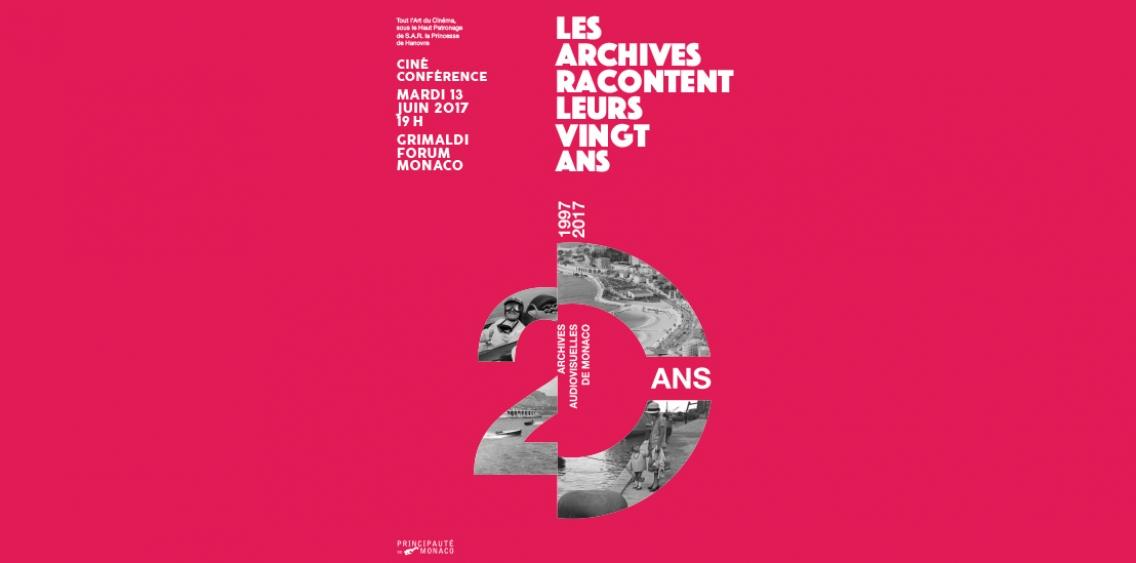Аудиовизуальные архивы Монако празднуют 20-летие