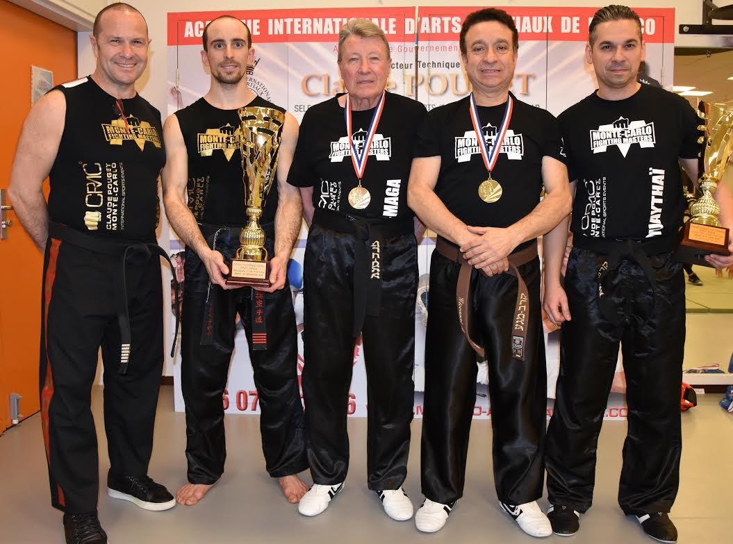 Команда Монако по боксу