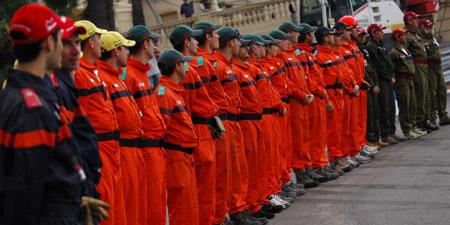 56 новых комиссаров обеспечат безопасность на Гран-при Монако
