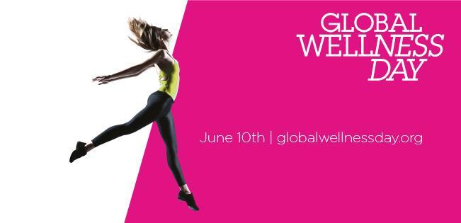 "Международная акция ""Global Wellness Day"""