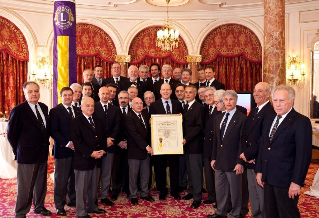 Lions International Club празднует столетие
