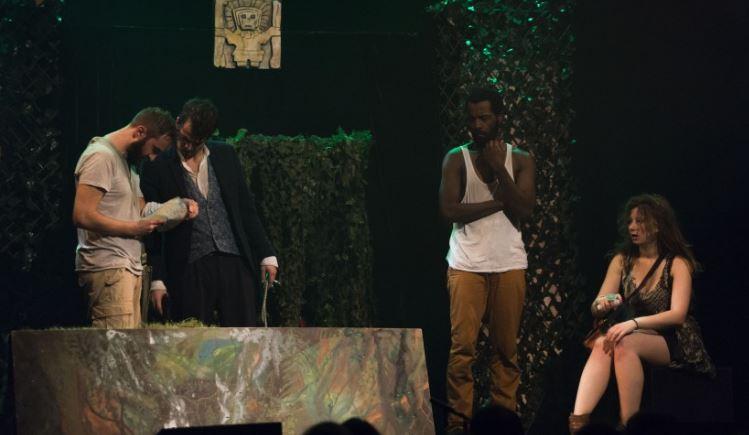 Спектакль Touh в Театре Муз