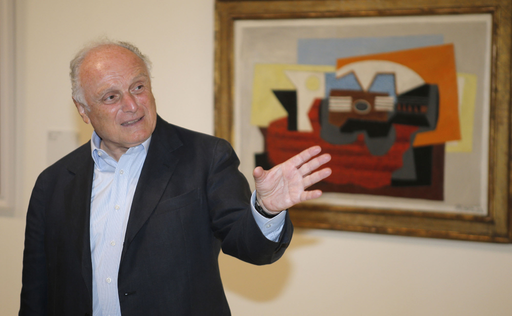 Давид Нахмад о современном искусстве, Москве и жизни в Монако