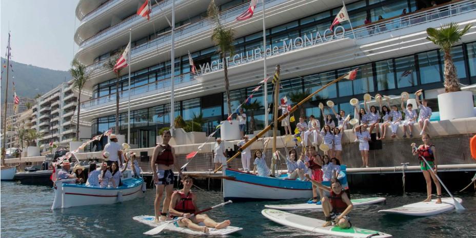 В Монако пройдет праздник моря