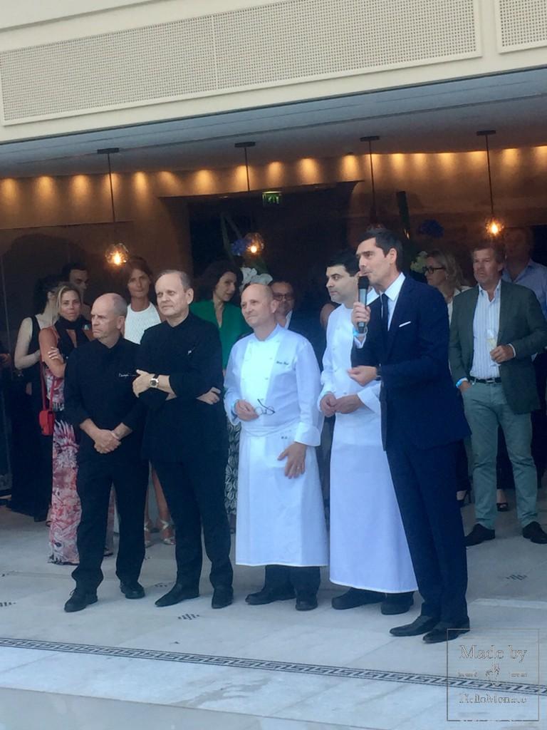 """""""Звездный"""" шеф Хайнц Бек будет готовить для ресторана Odyssey"""