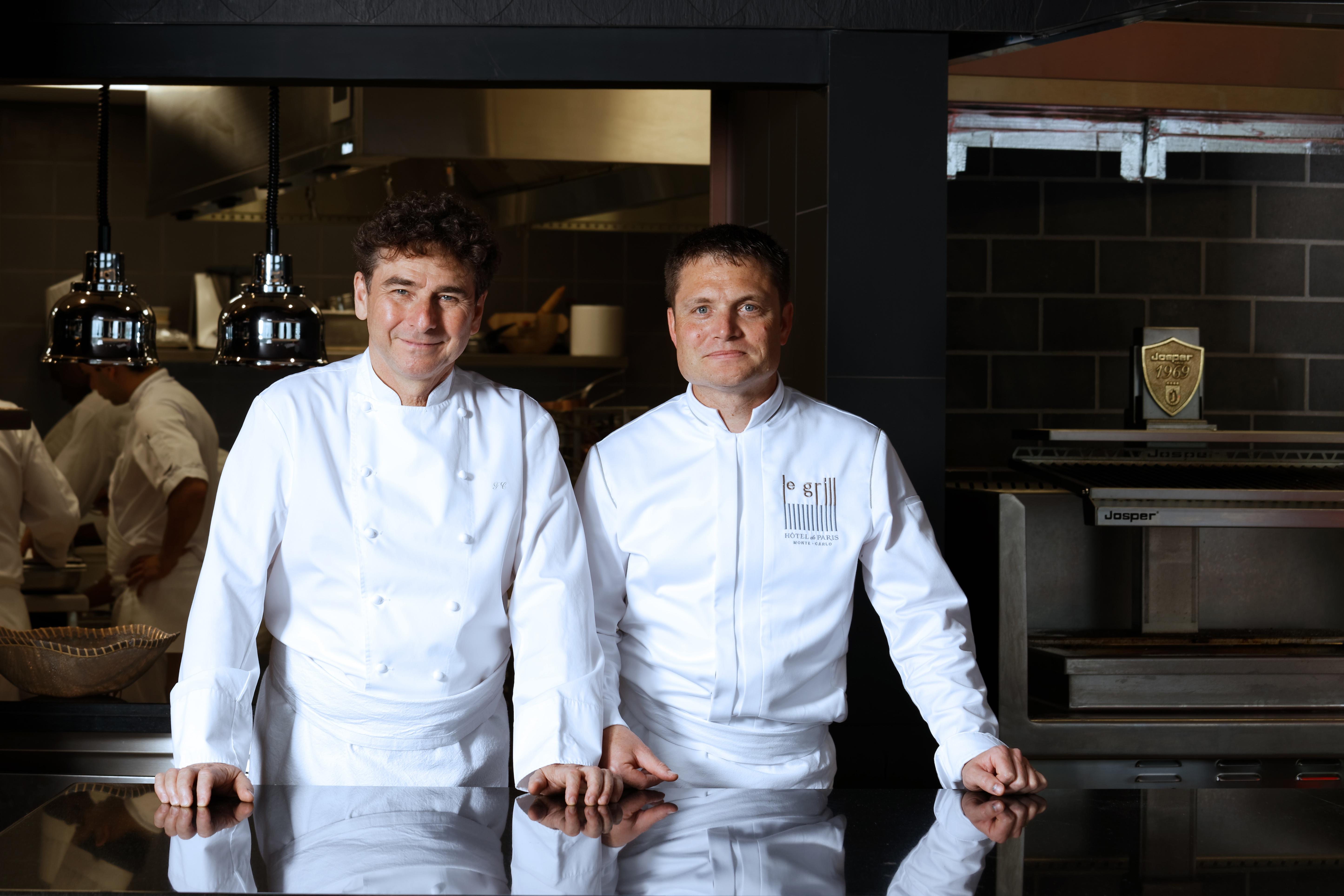 Ресторан Le Grill открылся после реконструкции