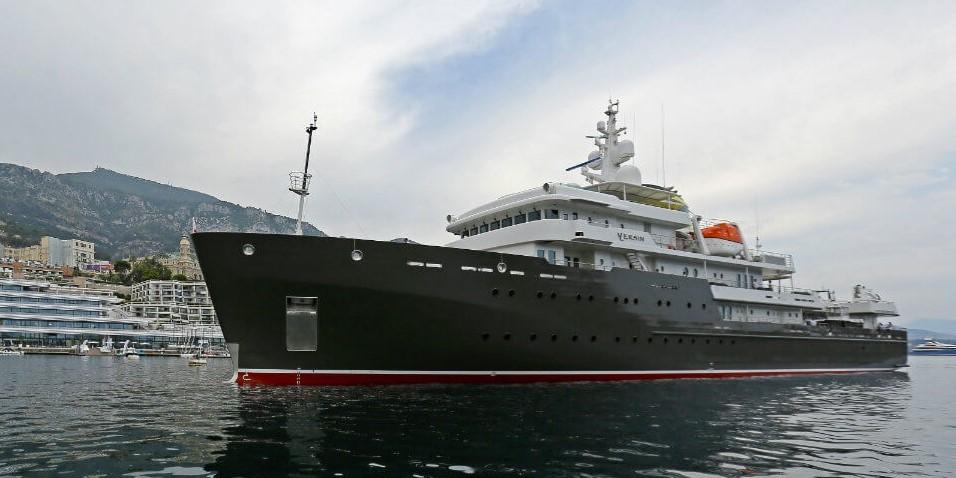 В Монако готовятся к старту трансокеанской экспедиции