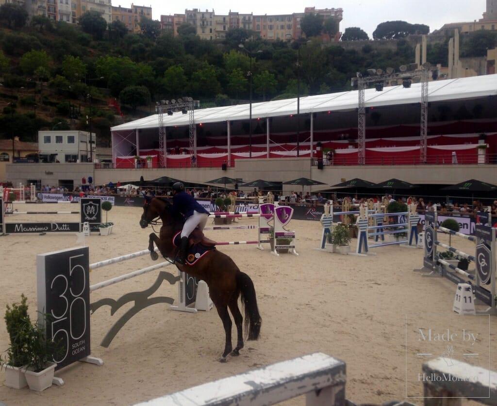 Jumping International de Monte-Carlo: как это было