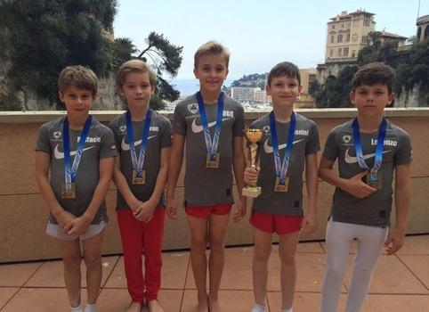 Юные звезды монегасского спорта - кто они?