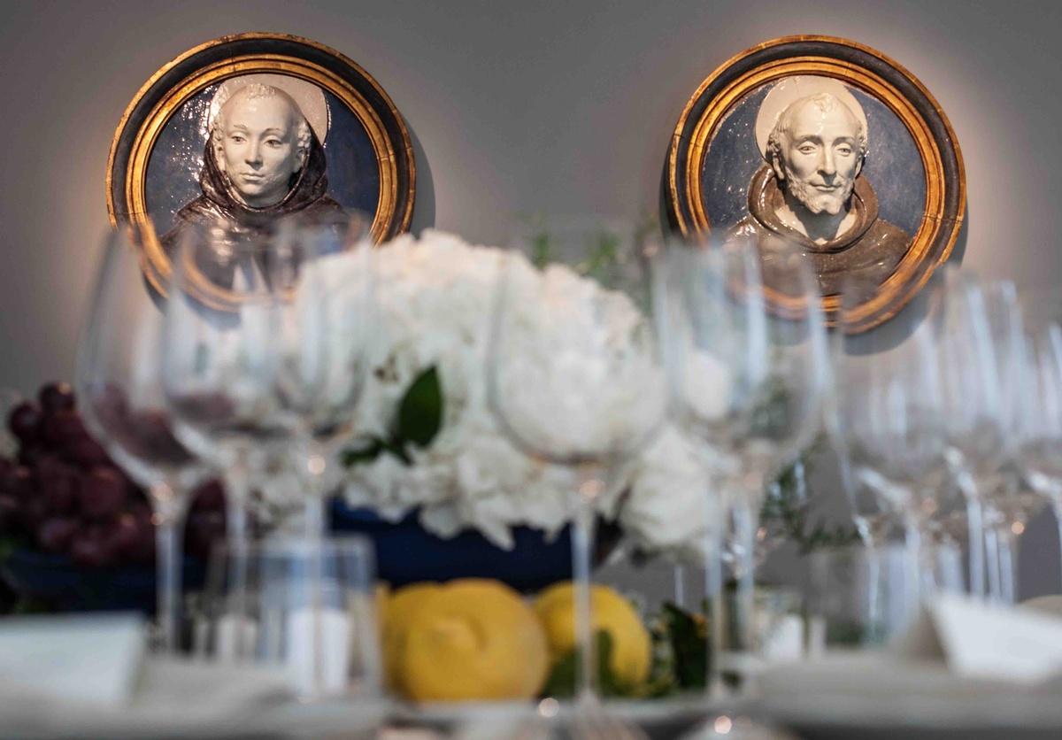 Фабрицио Моретти открыл арт-галерею в Монако