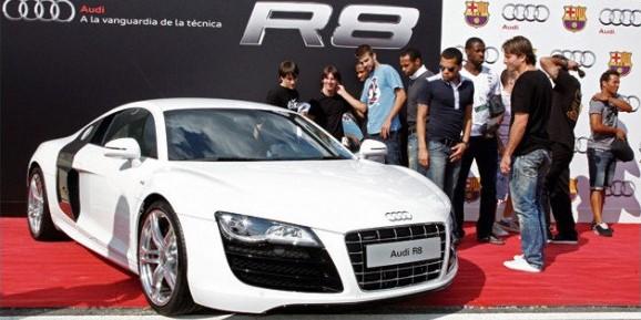 Автомобиль Лионеля Месси выставят на аукционе в Монако