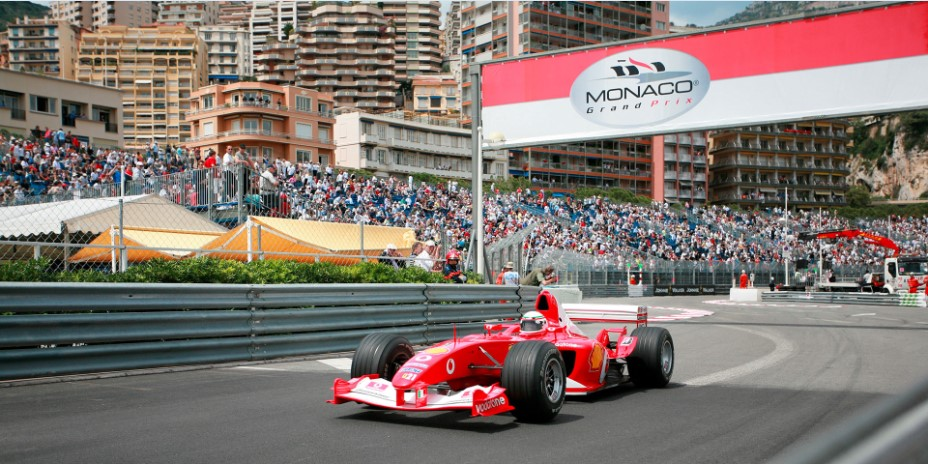 Гран-при Монако побил рекорд по количеству телезрителей