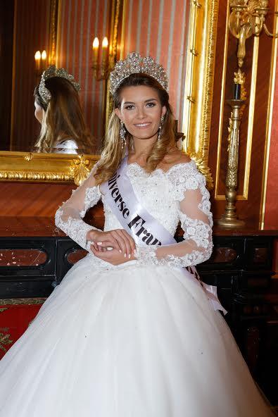 """Анастасия Горшкова - победительница конкурса """"Миссис Франция-2017"""""""