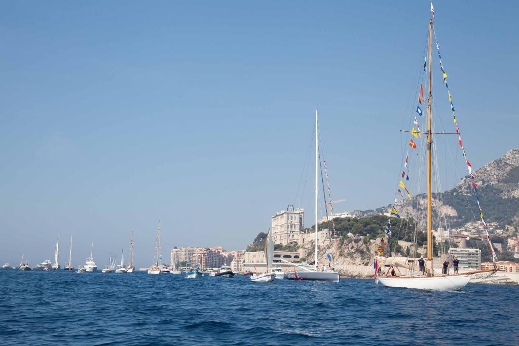 Рекордная посещаемость на празднике моря в Монако