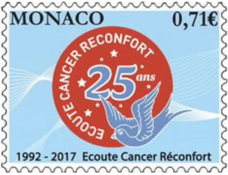 В Монако выпустили новые марки