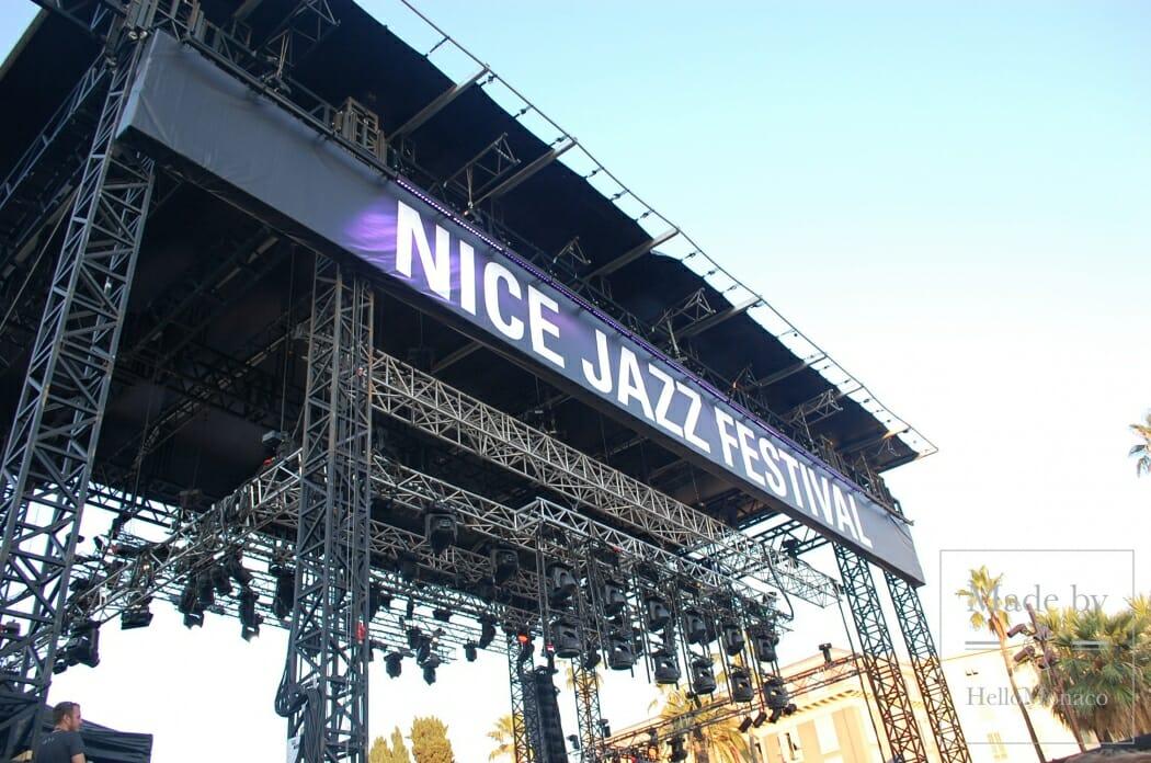 Легенды и восходящие звезды на Фестивале джаза в Ницце