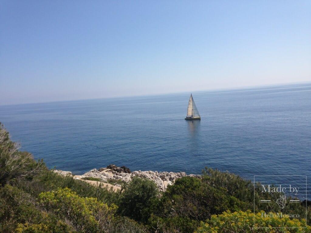 Прогулки вокруг Монако: променад Ле Корбюзье