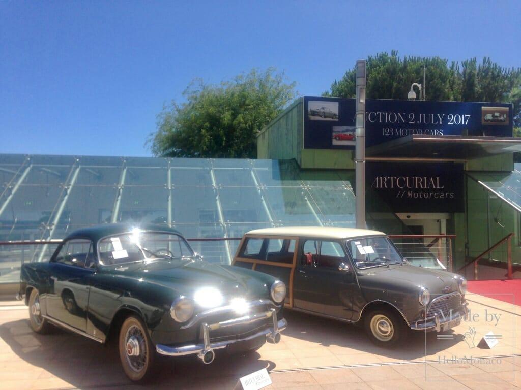 Artcurial Motorcars Auction