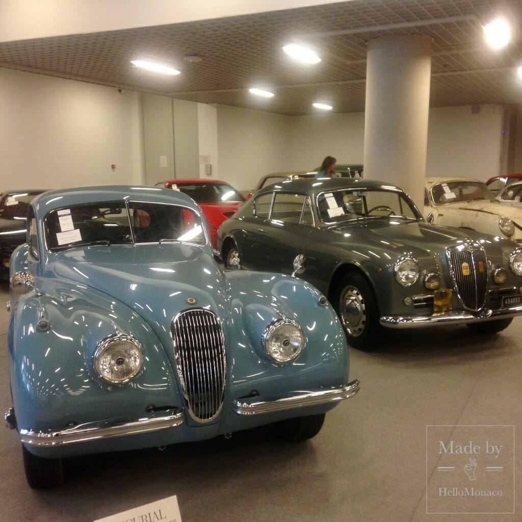 В Монако с успехом прошел аукцион ретромобилей Artcurial Motorcars