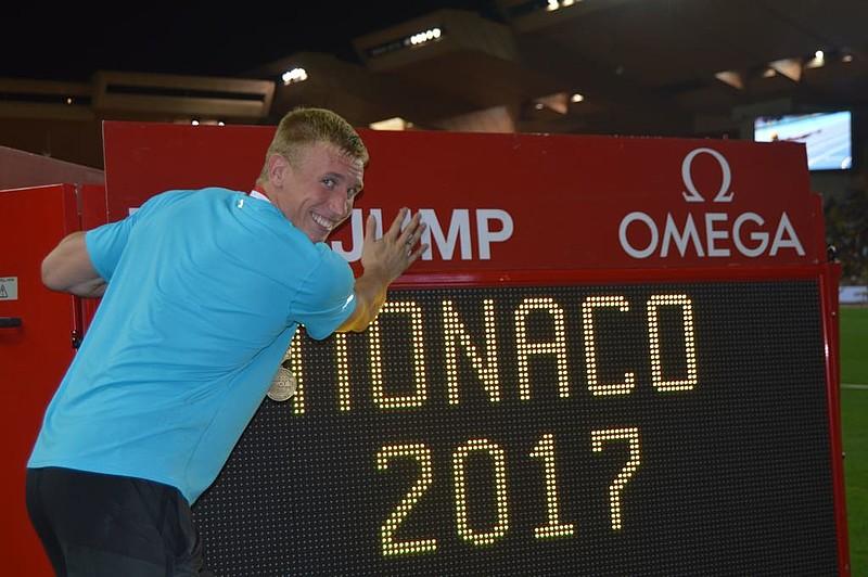 Успех спортивной встречи Herculis-2017 в Монако