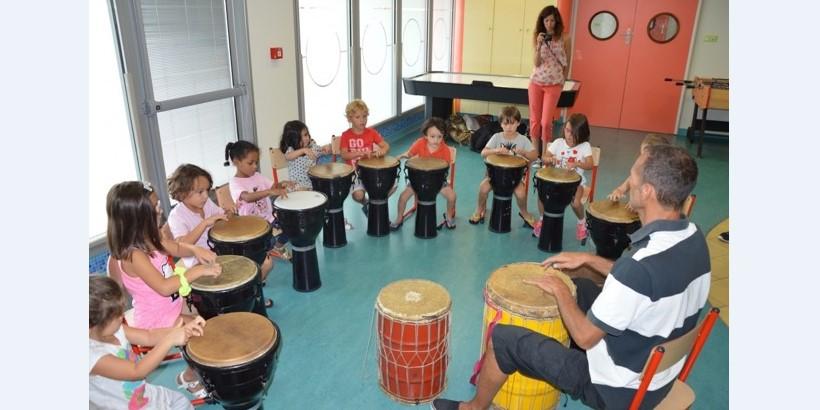 Мини-клуб Ларвотто организует летний лагерь для детей