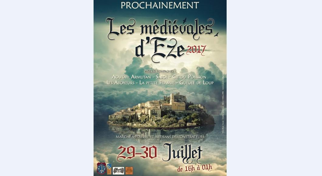 Праздник, посвященный средневековым традициям - Fête médiévale d'Eze