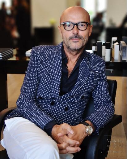 Повелитель красоты Россано Феррети покоряет Монако