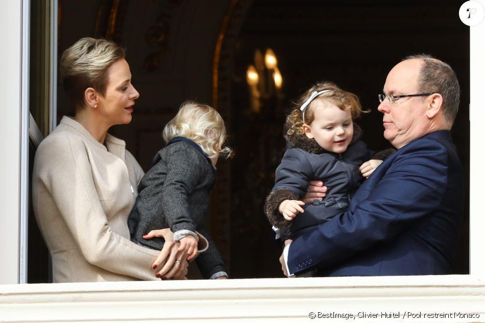 Дела княжеские: Альбер II рассказал о своих детях