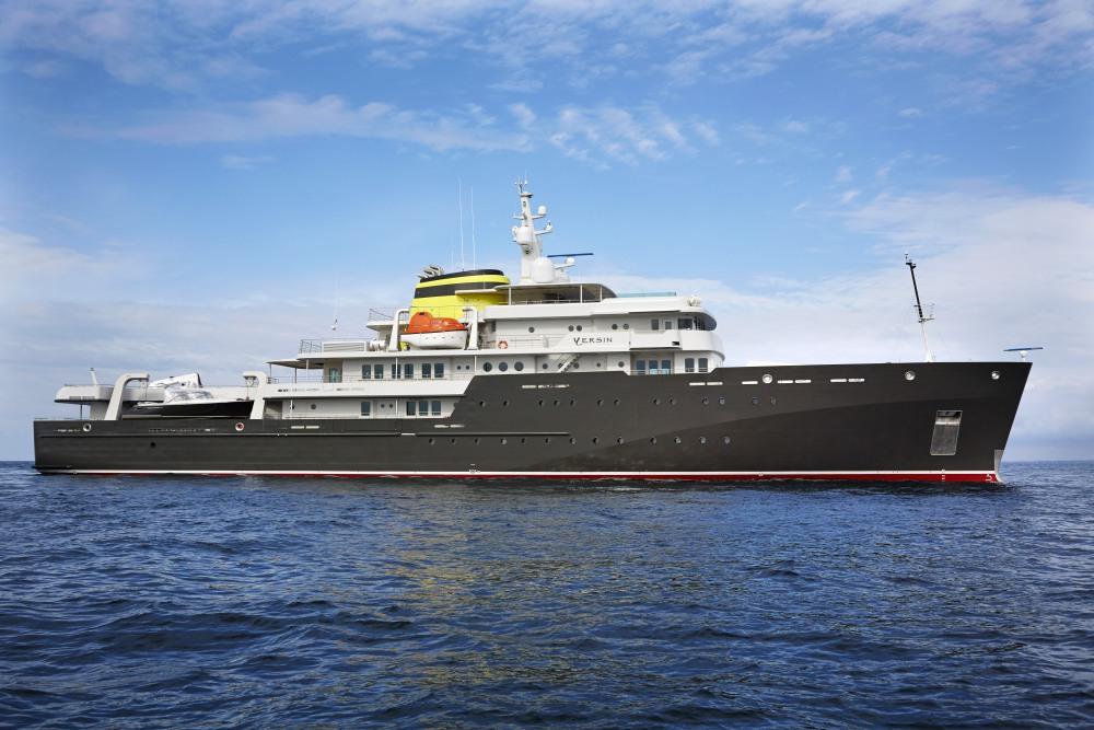 Почему Yersin стал главным кораблем Княжества Монако?