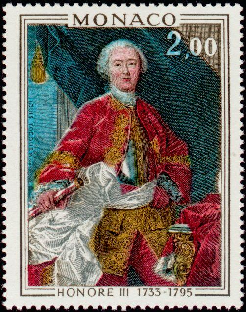 ОнореIII - самый долгоправящий князь Монако