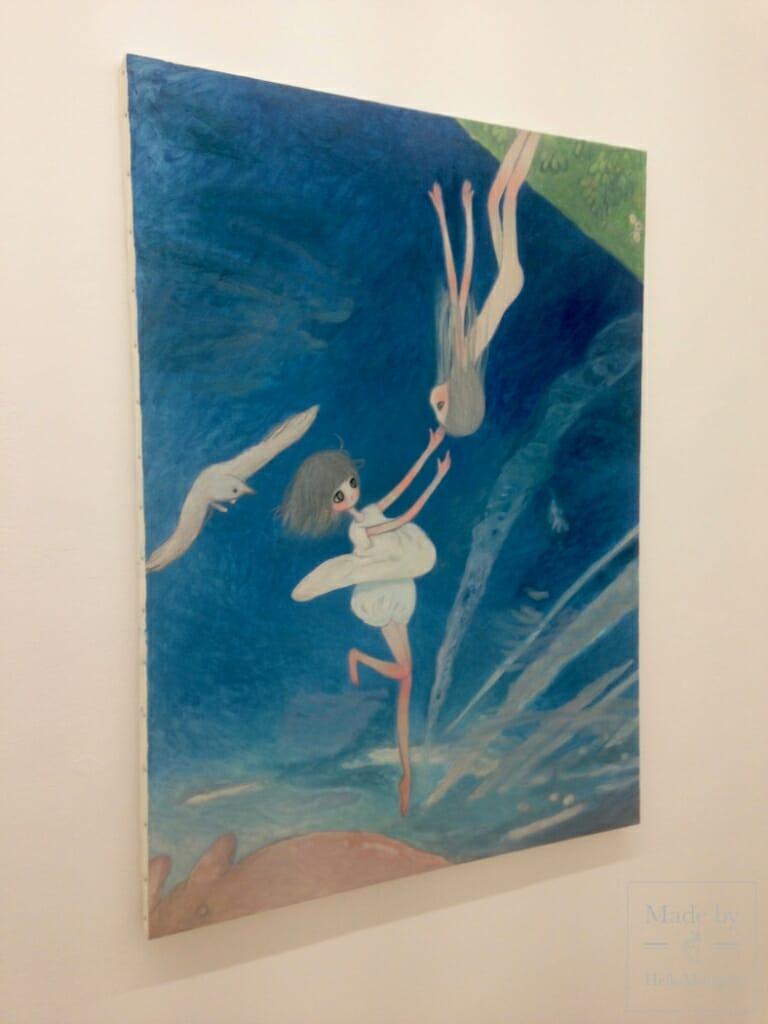 """Выставка недели: """"Синестезия"""" Айи Такано"""
