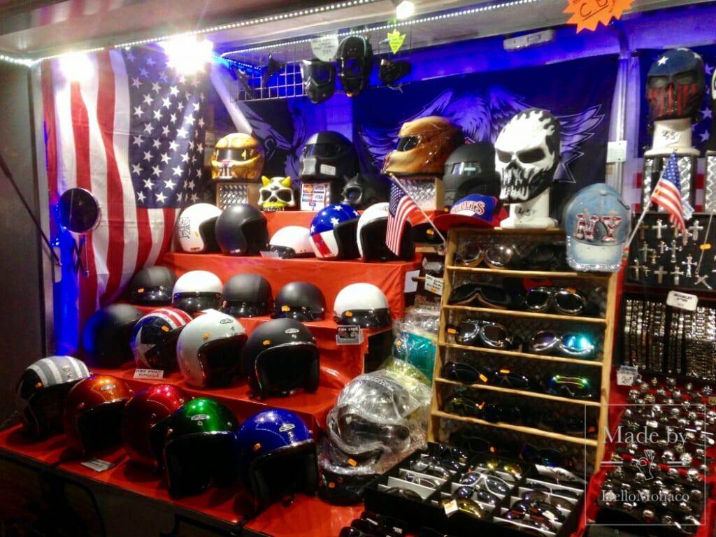 Монегасский клуб Harley Davidson отметил свое 25-летие