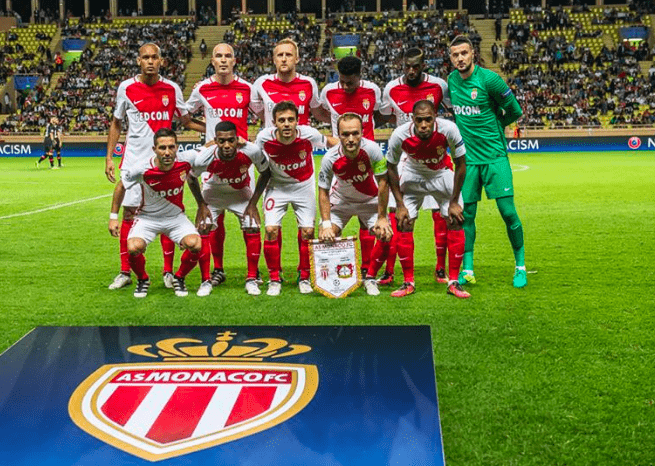Футболистам Монако посвятили книгу