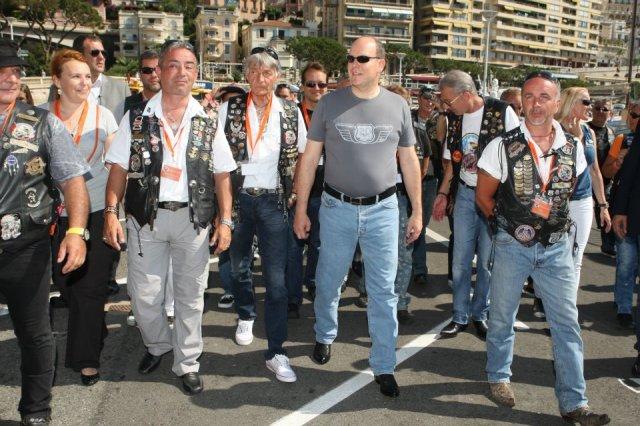 В эту субботу клуб Harley-Davidson, созданный в Монако генеральным комиссаром Автомобильного клуба Мишелем Ферри, отметит свое 25-летие.