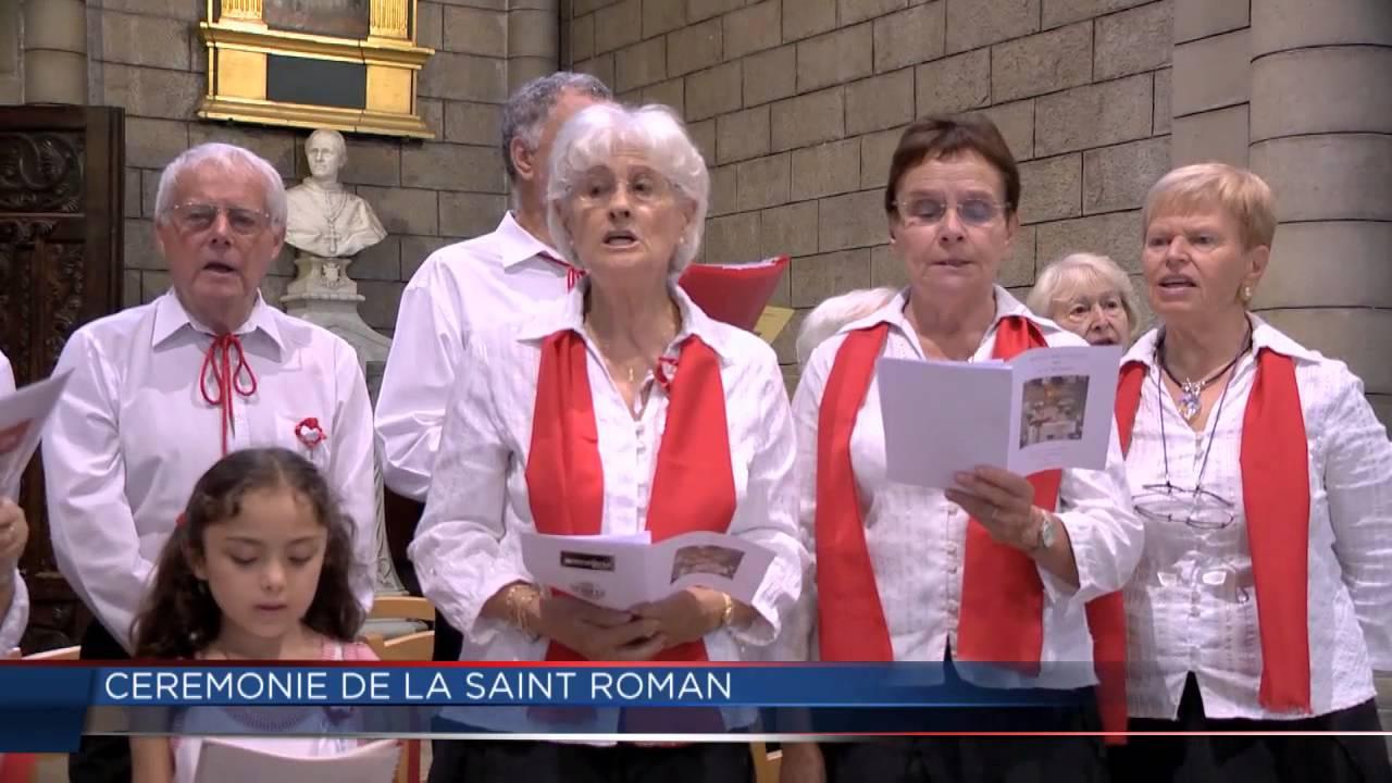 В Монако отметили день Святого Романа