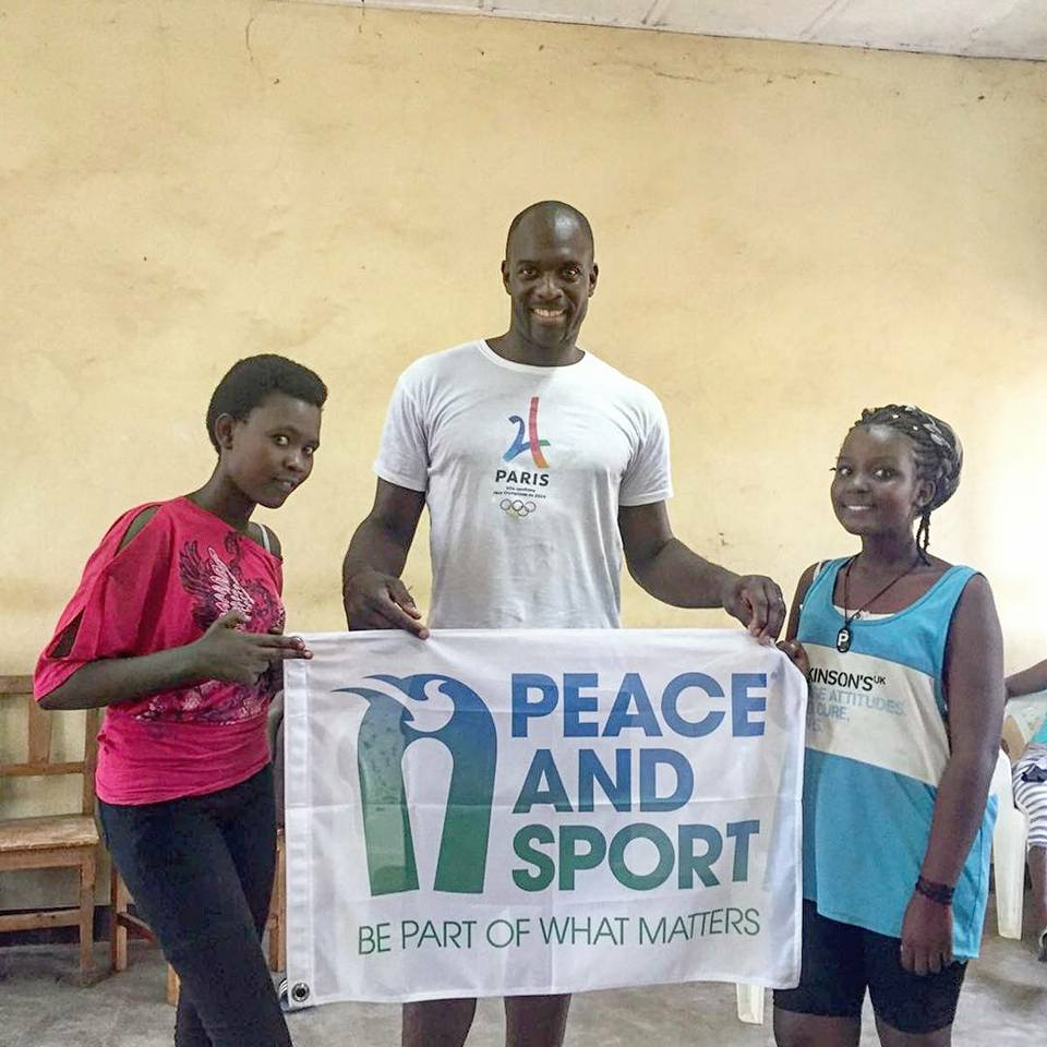 Ассоциация Peace and Sport провела спортивные игры в Бурунди