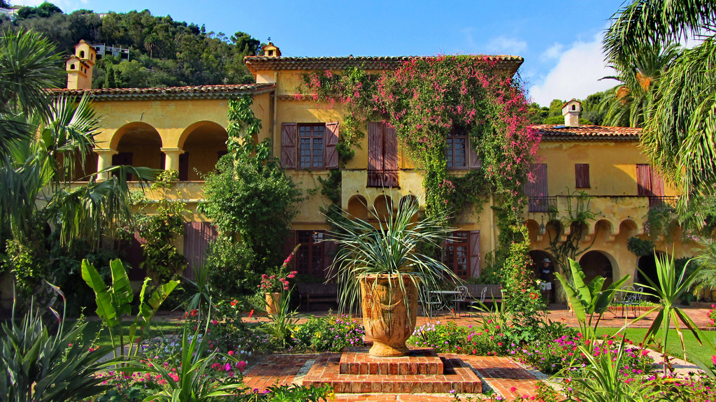 5 самых красивых садов Ривьеры