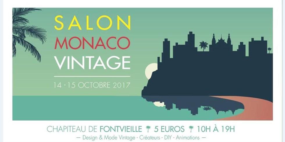 Выставка-ярмарка Monaco Vintage - 2017