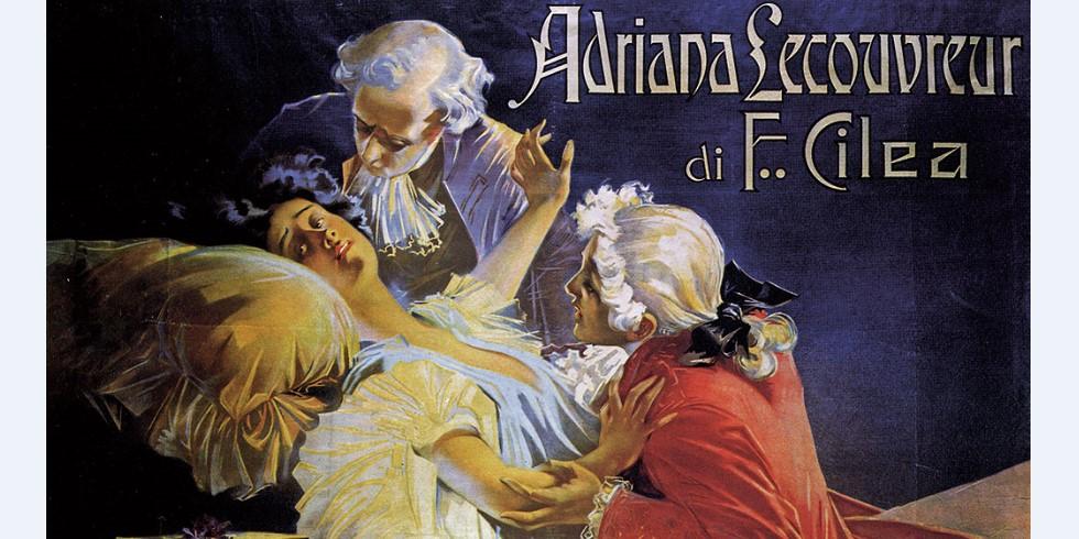 Опера «Адриана Лекуврер»
