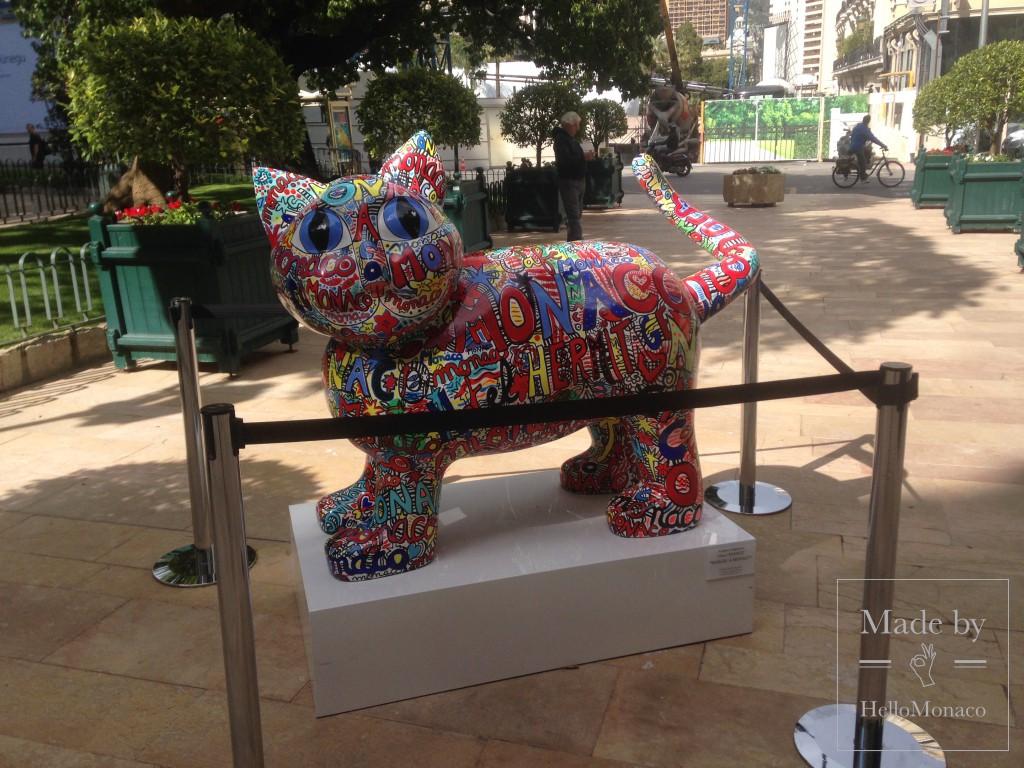 Скульптуры квартала Монте-Карло - часть вторая
