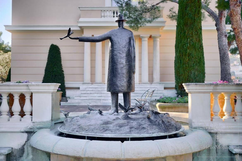 Скульптуры Монако: прогулка по Монако-Вилль