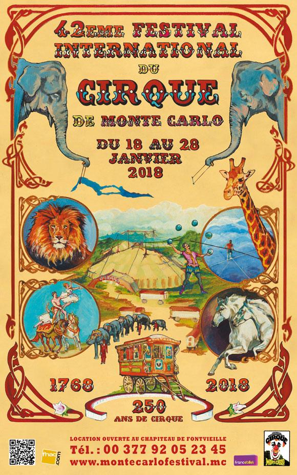 The Monte-Carlo International Circus Festival
