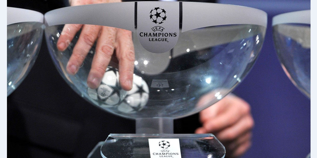 В Монако прошла жеребьевка группового этапа Лиги чемпионов