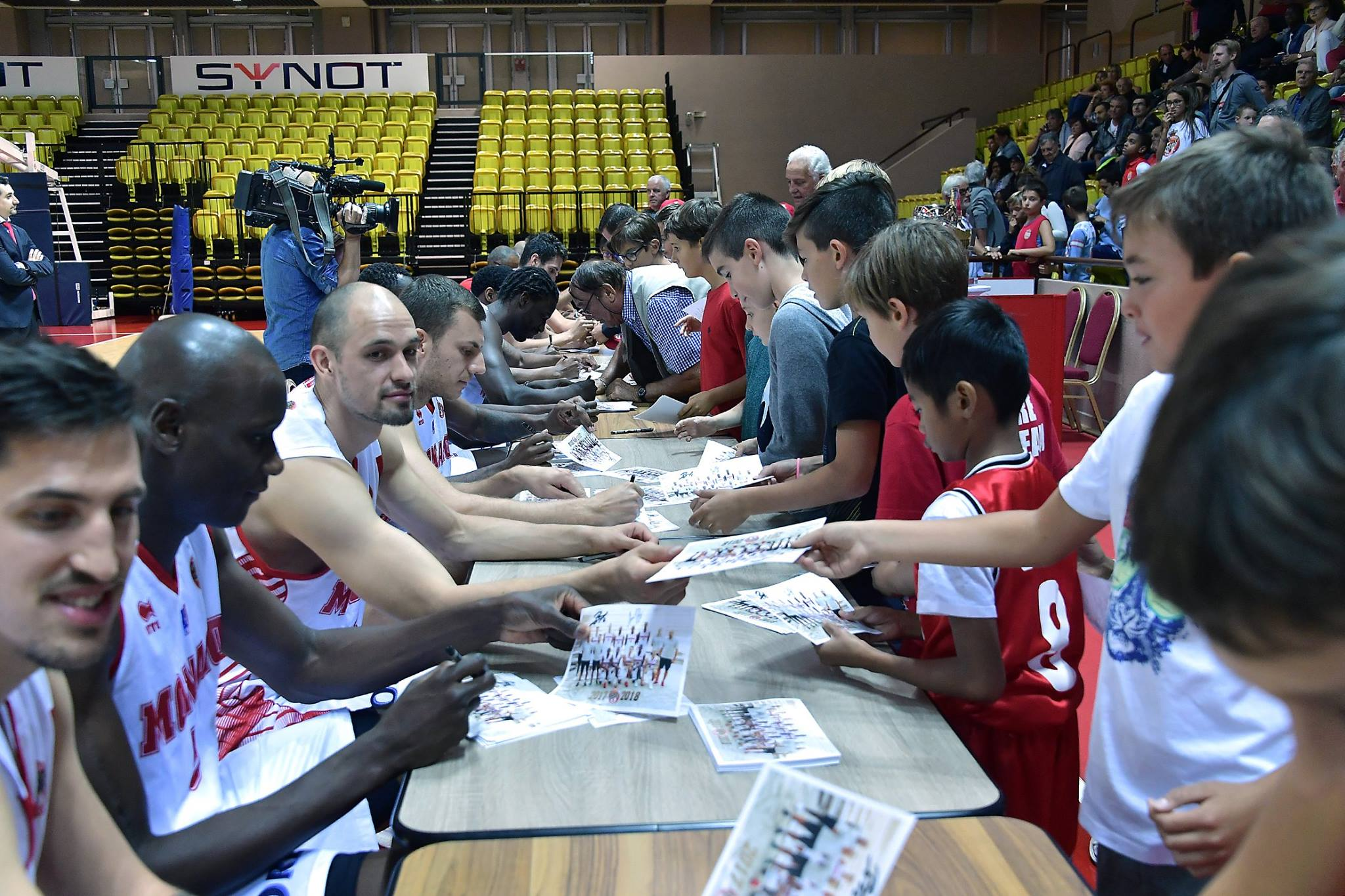 Баскетболисты Roca Team поделились планами на новый сезон
