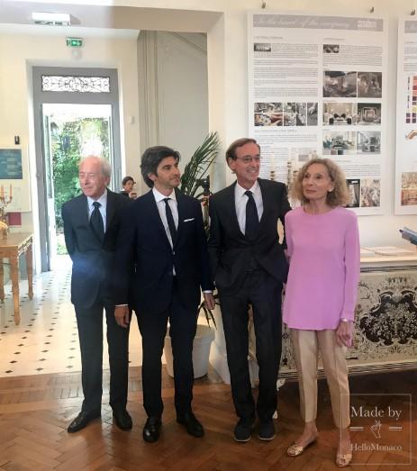 Выставка недели: Дизайн интерьеров и искусство в Château des Terrasses