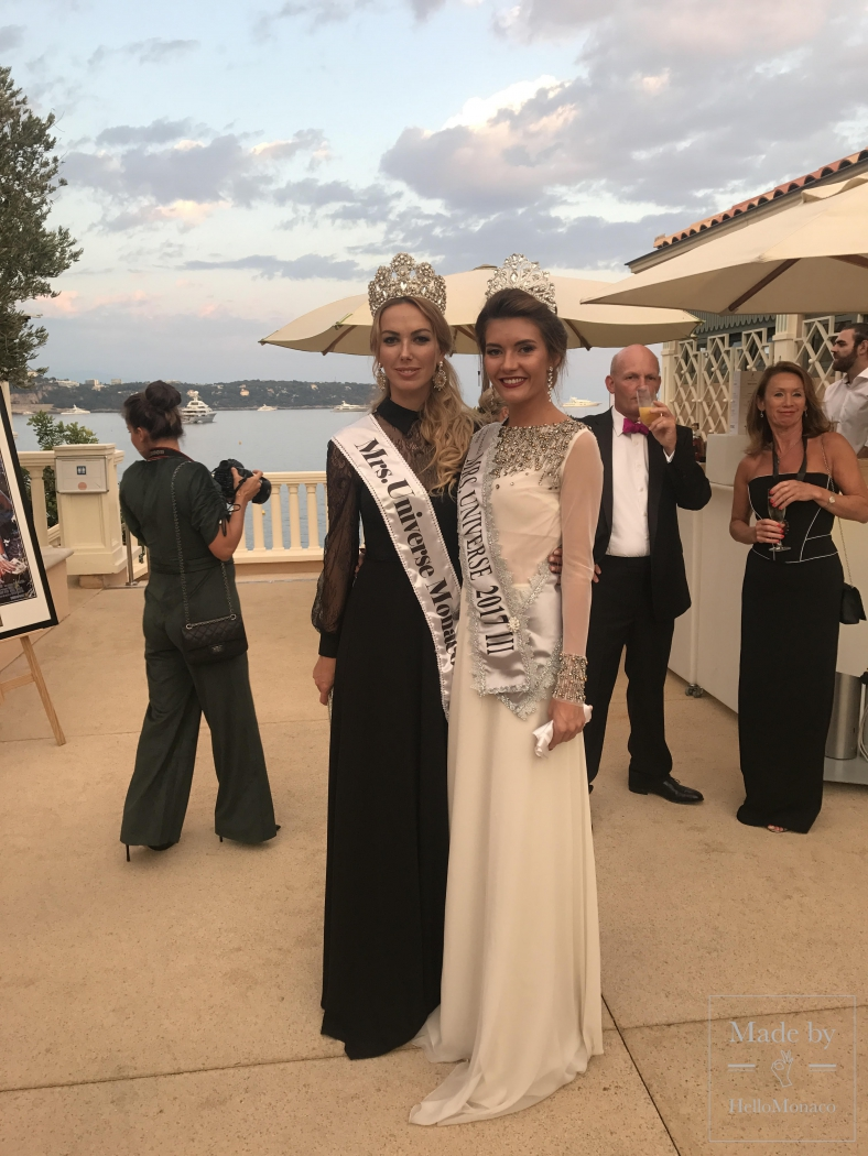 В Монако состоялся благотворительный вечер Ocean Gala Dinner