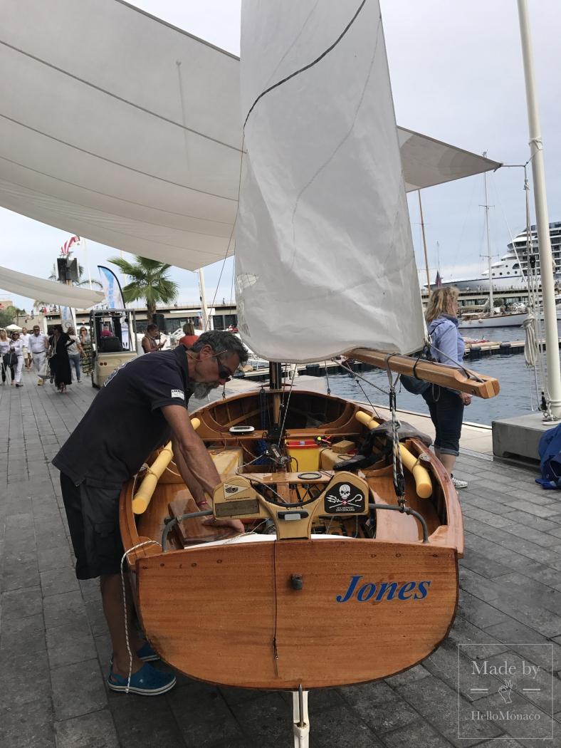 """""""Безумные"""" двадцатые на неделе классических яхт в Монако"""