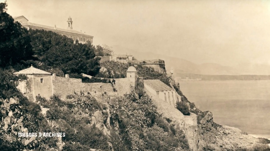 Сокровища архивов: орден визитанток в Монако