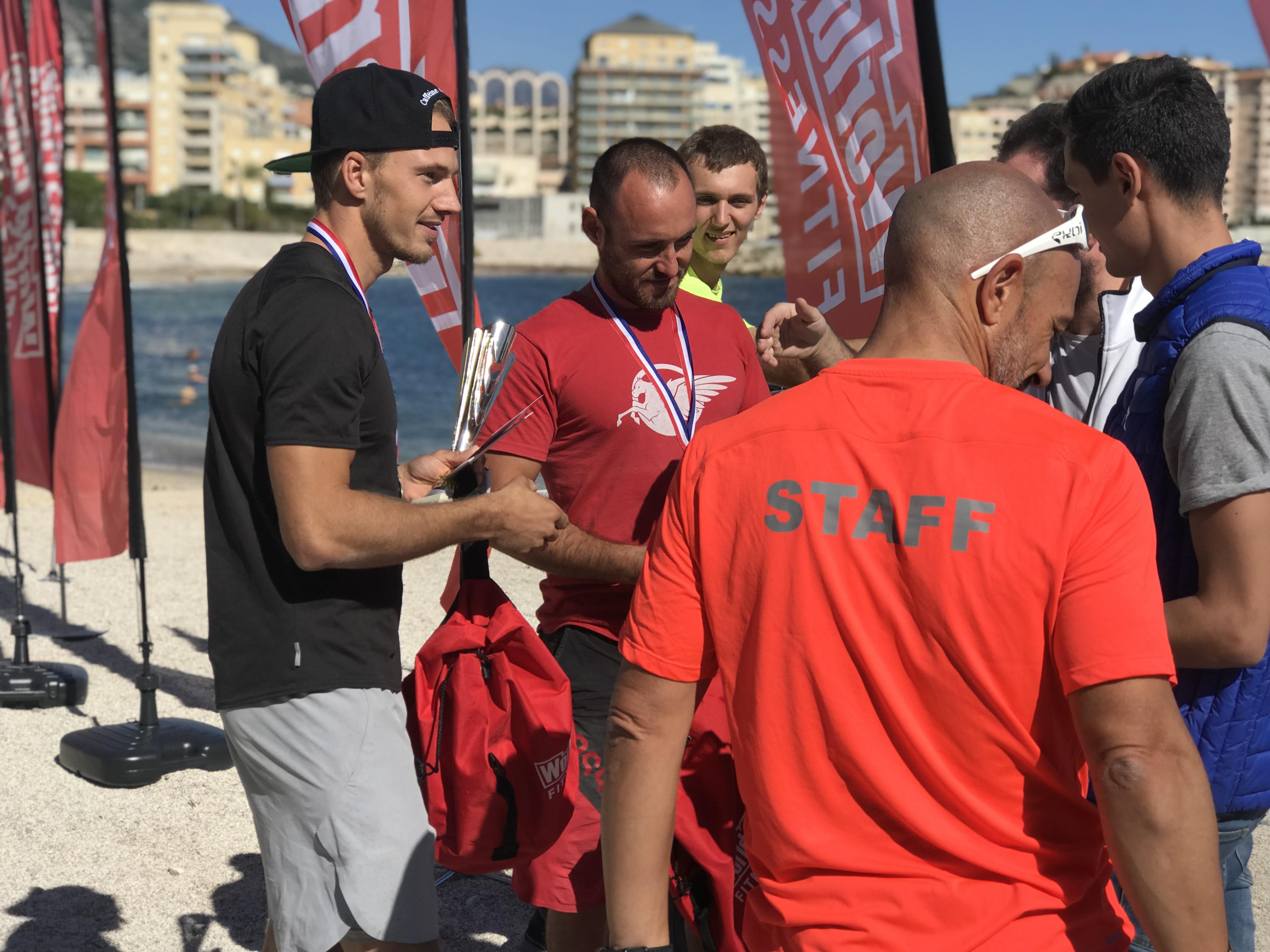 World Class Monaco провел первые Атлетические игры