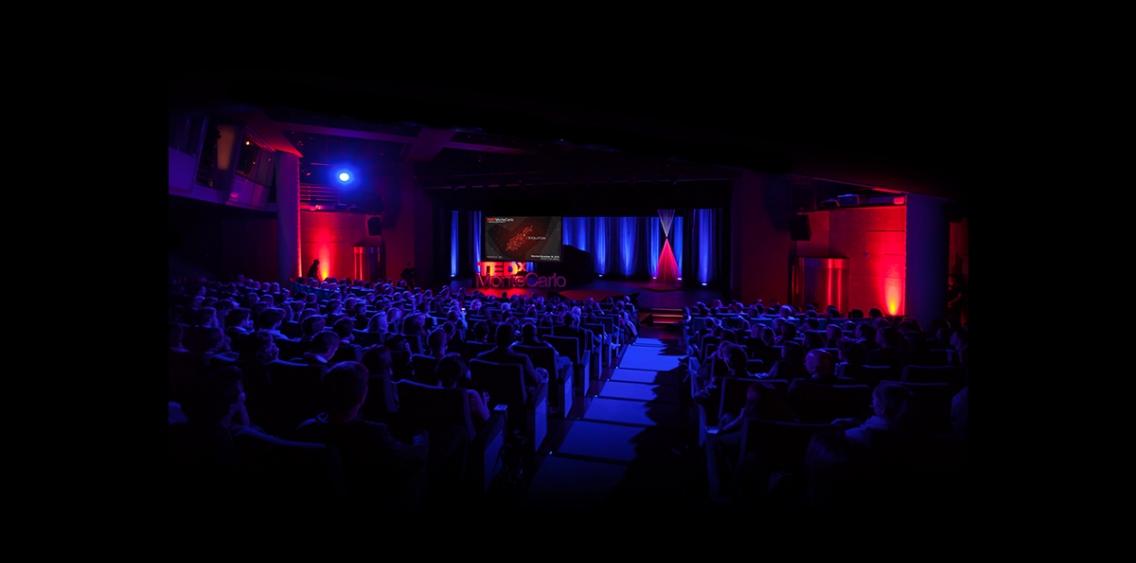 Конференция TEDxMonteCarlo